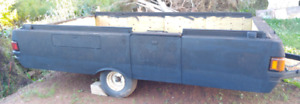 FINAL PRICE ON UTILITY TRAILER