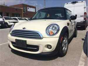 2012 MINI Cooper Panoramic Sunroof, Only 15, 000 KMS