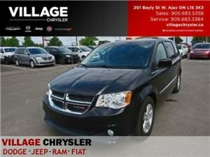 2016 Dodge Grand Caravan Crew+|NAV|Leather|Blutooth|PWR DRS