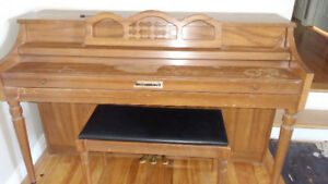 Piano for sale/updated price