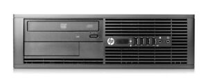HP Compaq pro 4300SFF Core i5, 4GB 128GB SSD Windows10
