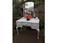 Up cycle project. Dressing table.