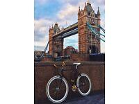 London Single Speed & Fixed Gear Fixie Road Bike