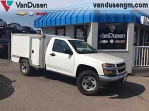 2012 Chevrolet Colorado Comm Chassis 2WD 1SA - $121.59 B/W