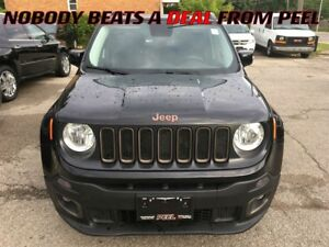 2016 Jeep Renegade North**REMOTE START**BACK-UP CAM**