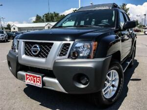 2015 Nissan Xterra LIKE NEW!