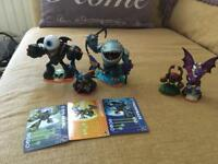 Skylanders Giants Wii Xbox360 Playstation PS £5 each