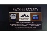 Intruder Alarms , CCTV , Access control,Fire Alarms