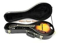 Gretsch G9320 New Yorker Deluxe Electro Mandolin 3-Color Sunburst.Spruce top, rosewood fretboard.