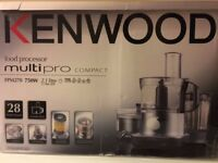 Food processor Kenwood Multipro Compact FPM270