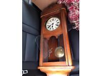 Antique Pendulum Wall Clock