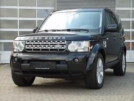 2010 LHD Land Rover Discovery 4 3.0TDV6 4X4 Auto 2010MY HSE,LEFT HAND DRIVE