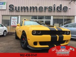 2017 Dodge Challenger SRT Hellcat Yellow Jacket 707 HP NEW CAR!
