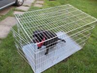 extra large dog cage 48 in x 32 in x 30 in