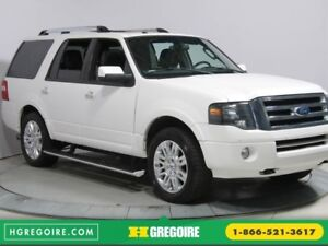 2012 Ford Expedition LIMITED AWD CUIR TOIT NAVIGATION DVD DOUBLE