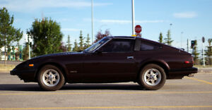 Price Reduced! -- 1983 Datsun 280zx GL -- Z-Series