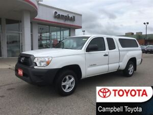 2014 Toyota Tacoma 2WD--EXTENDED CAB--VERY LOW KM'S--LOOKS NEW
