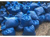 FREE SOIL BAGS READY TO GO MAY CONTAIN SMALL STONES