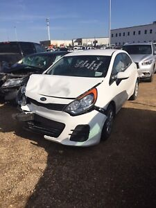 2017 Kia Rio Parts Car