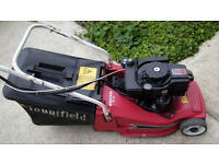 Mountfield Empress Self-Propelled Electric Start Roller Rotary Lawnmower Mower