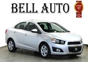 2014 Chevrolet Sonic LT BACK UP CAMERA BLUETOOTH