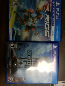 Ps4 games + nba 2k17