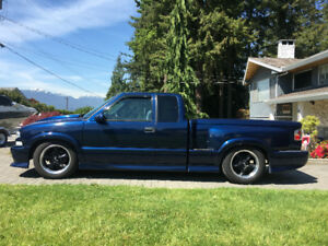 2003 Chevrolet S-10 Xtreme Pickup Truck