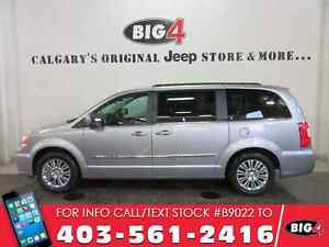 2016 Chrysler Town & Country Touring-L   LEATHER   SUNROOF   NAV