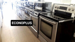 ECONOPLUS  SUPER LIQUIDATION SALE   RANGES FROM $199.99 TX INCL◆