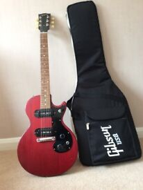 USA Gibson Melody Maker 2011 & Gig bag. NOW SOLD