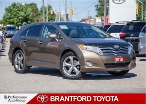 2010 Toyota Venza V6, AWD, Leather, Sunroof, Carproof Clean