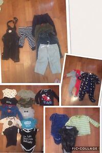 Boys 6-12 fall/winter lot