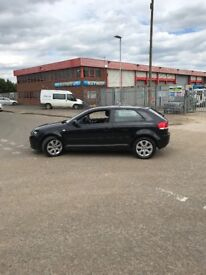 Audi a3 2005 2.0tdi with full service history