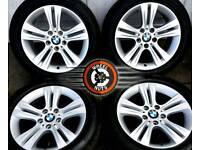 "17"" Genuine BMW Sport alloys, Vauxhall Vivaro Renault Trafic, matching Goodyear tyres."