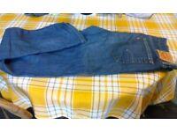 """Mens Levis 514 Jeans 34"""" Waist 32"""" Leg"""