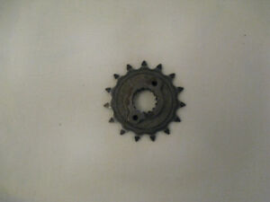 2009 Ducati Monster Stock Drive Gear.
