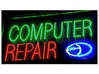Laptop and PC computer repairs Fast ,Professional and Reliable FREE DIAGNOSTIC NO FIX NO FEE