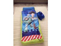 Toy Story Ready Bed with pump and bag - £5 **Collect from Romford, RM1**