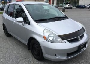 2007 Honda Fit DX, Fuel Economy, Alpine Stereo