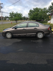 2009 Honda Other DX-A Sedan
