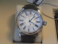Longines Weems Second-Setting Watch Guaranteed authentic Genuine. L2.713.4.11.