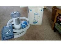 Krystal clear filter pump model 604