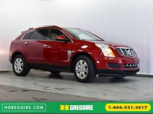 2014 Cadillac SRX4 Luxury