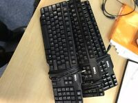 3 x Dell keyboards