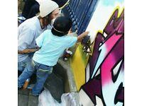 Graffiti/ Mural Artist**