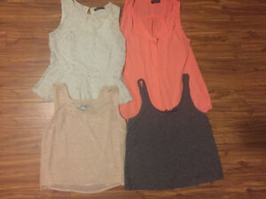 Assorted Women's Tank Tops