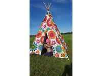 Amazing teepee for sale