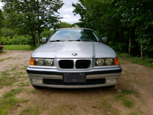 98 BMW E36 318is 2 door coupe manual