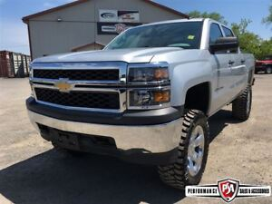 2014 Chevrolet Silverado 1500 LT LIFTED!!