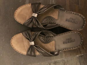Sandals made in Italy